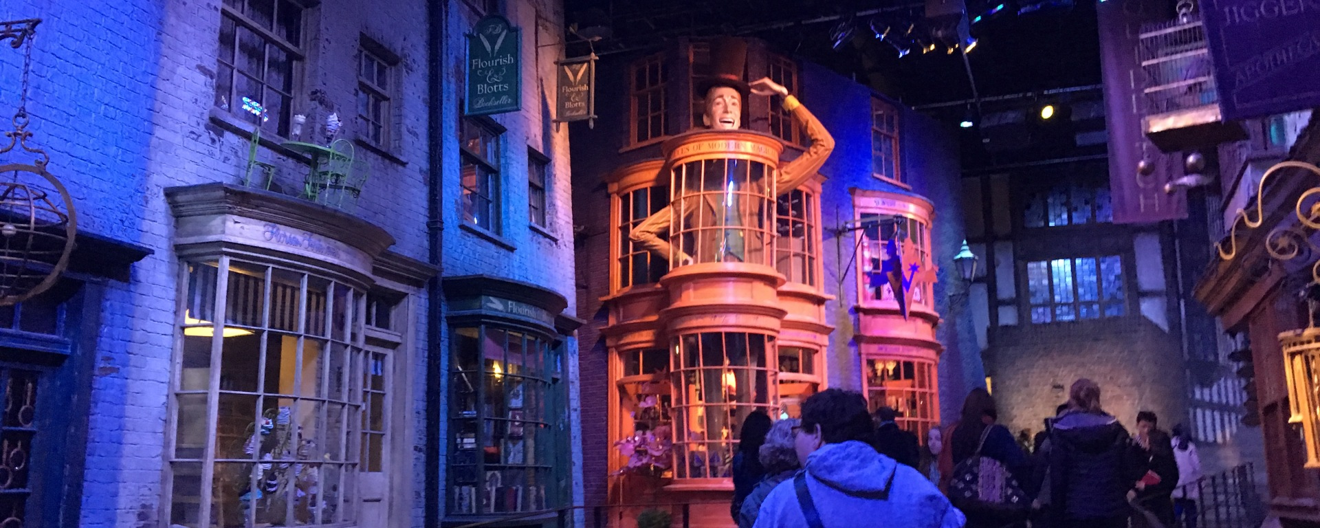 My Gluten Free Guide to the Harry Potter Studio Tour in London